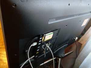 Підключення та налаштування Samsung UE40F6400AW