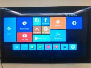 Налаштування Smart TV Sony Bravia