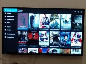 налаштування Smart TV в Manta 55LUA57L