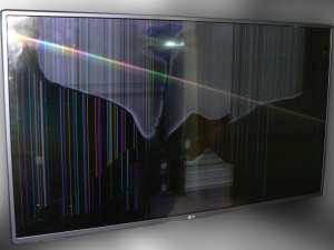 заміна матриці телевізора LG 42LF580V