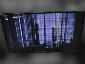 заміна матриці телевізора LG 43UH603V