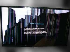 заміна РК матриці телевізора Samsung UE39F5500AK